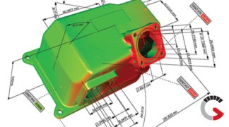 3d Scanning for Production Part Approval Process (PPAP)