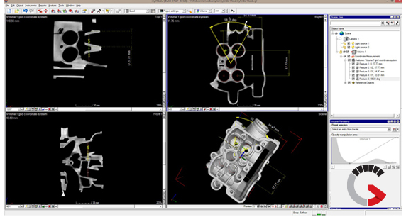 Metrology Testing Services – Metrology Internal Inspection Lab – CT Scan – Computed Tomography